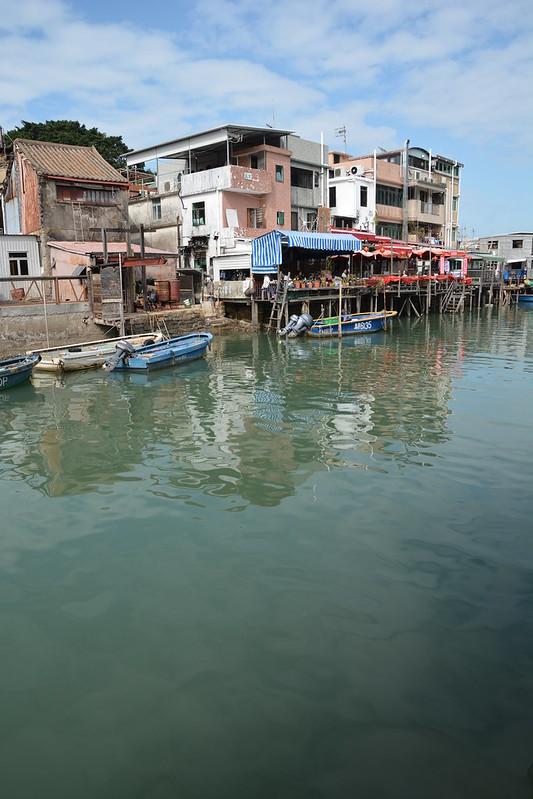 【香港】大澳漁村。香港自由行必去景點。郊區一日遊好去處 @ 苦兒流浪記 :: 痞客邦