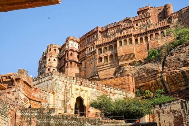 El fuerte de Jodhpur