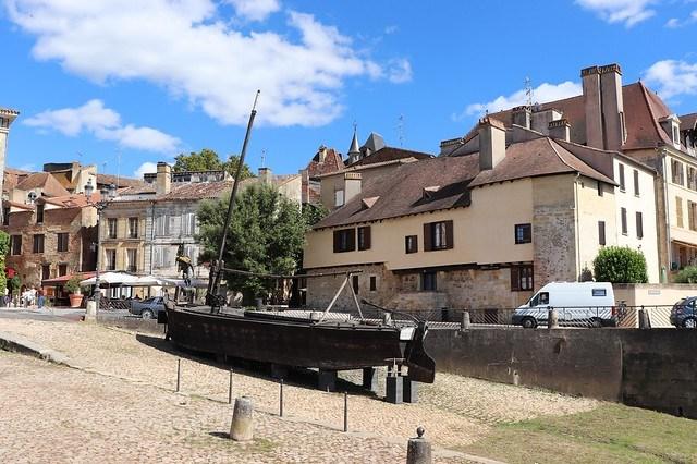 que ver en Bergerac