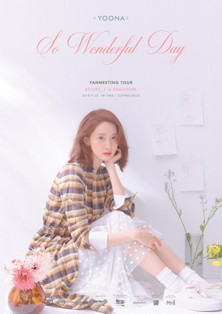 YOONA 'So Wonderful Day #Story_1 in Singapore' Updated 01