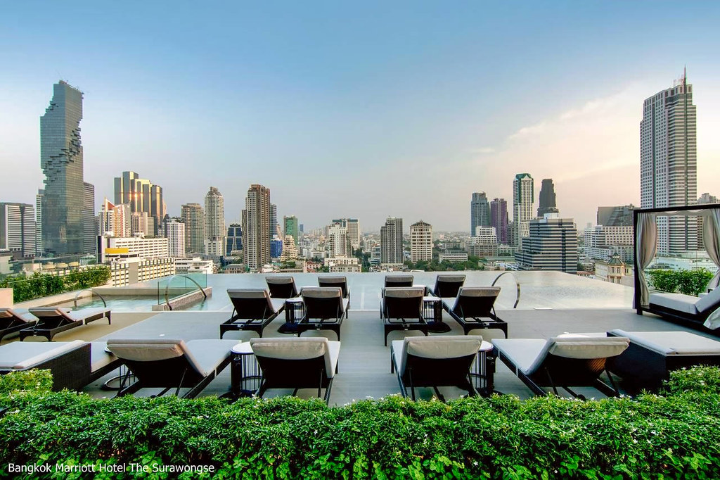 2018 Bangkok New Hotels