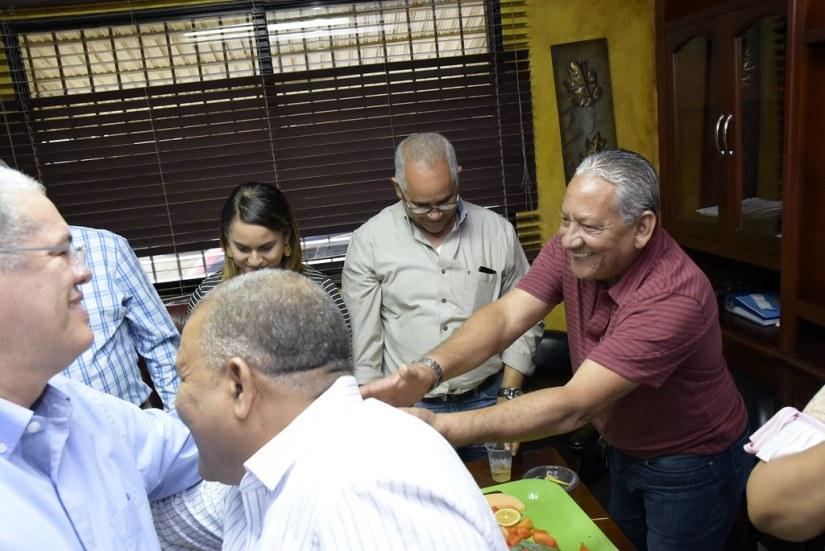 Visita a Asociación de Bananeros Unidos de Valverde Mao, 10 de agosto 2018