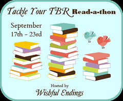 Tackle Your TBR Readathon 2018 #TackleTBR