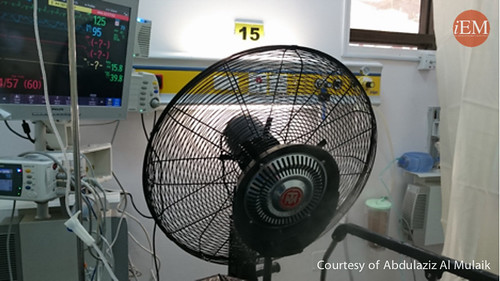 689.1 - Figure 1. Mist Fan and Vitals