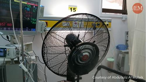 689.1 - Figure 1. Mist Fan and Vitals