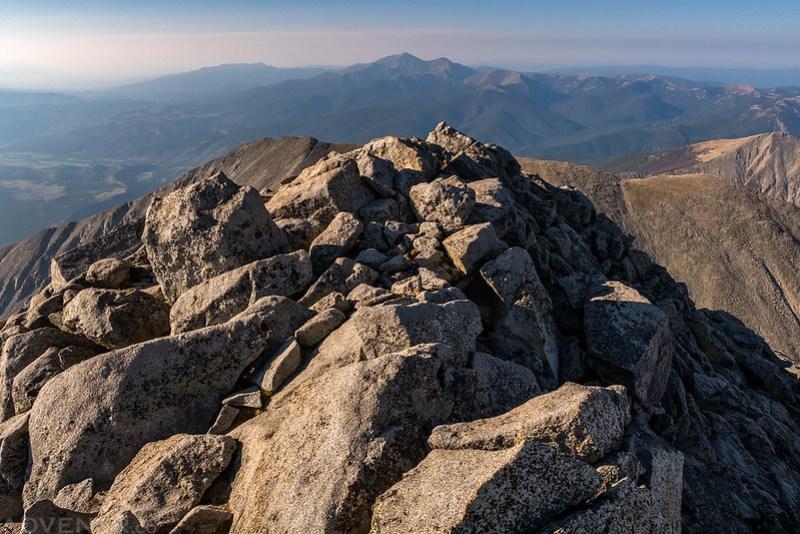 Mount Shavano Summit