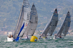 2018 - Domaso - Melges 24 European Sailing Series Day 2