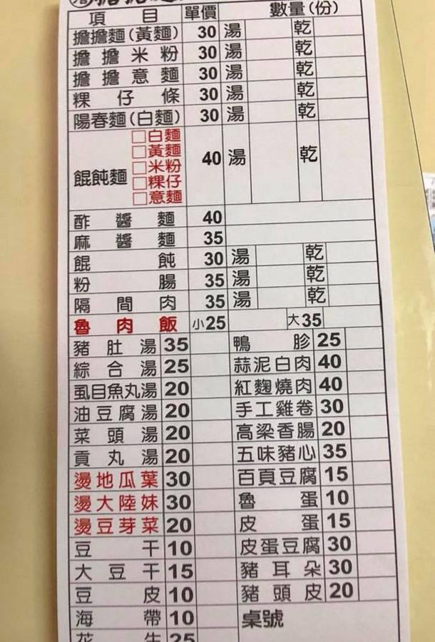台中永興街美食 10家推薦13