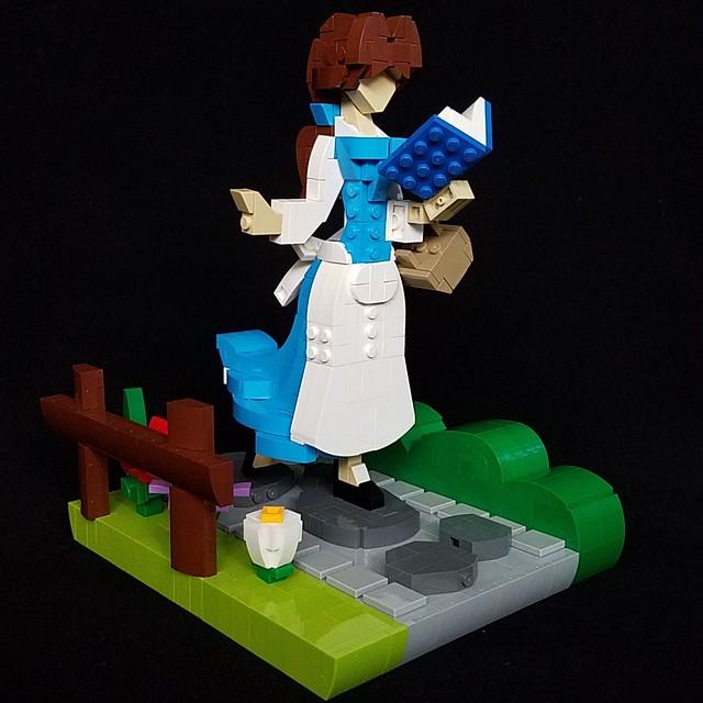 LEGO Disney Belle