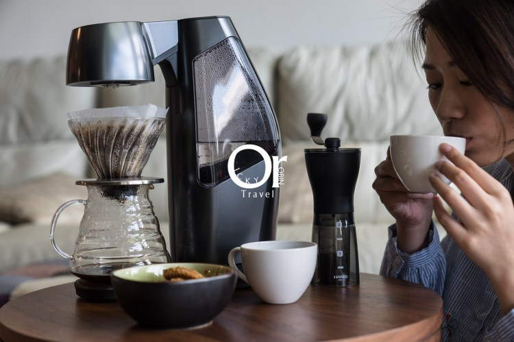 HIROIA 聽咖啡說故事|全台首創雲端咖啡平台 400間店 逛店、買豆APP搞定,SAMANTHA 智慧型手沖咖啡機,在家就能喝到世界級咖啡
