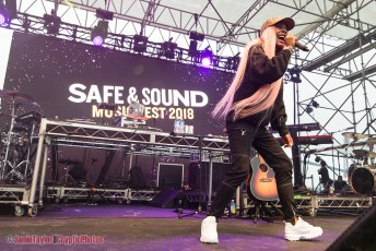 August 25 - Safe & Sound Festival with Anderson .paak + Alina Baraz + Sonreal + Rico Nasty + Anders @ Westminster Pier Park