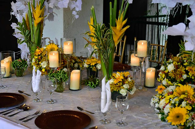 Wedding Presidential Table 2