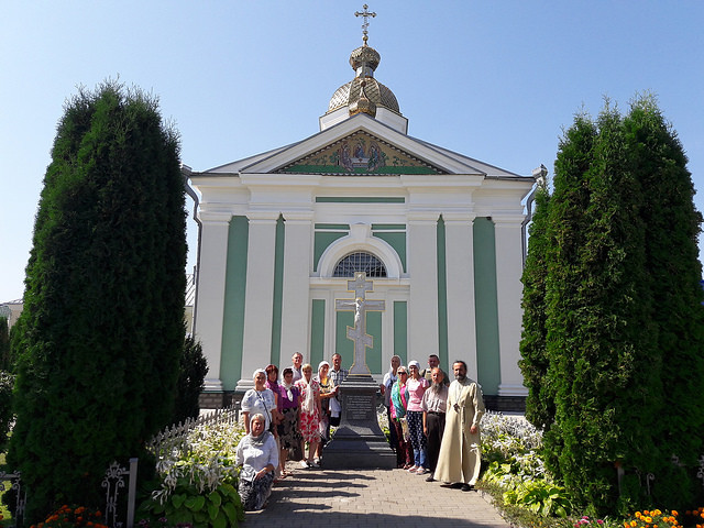 2018 08 25 Holy Trinity Dermansky Women's Monastery