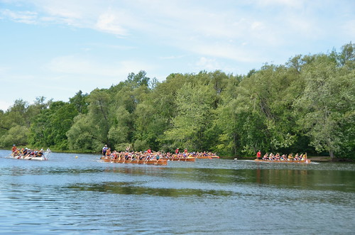 Carleton Place - war canoe regata