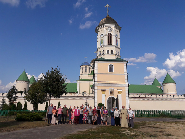 2018 08 24-25 Holy Trinity Mezhyritsky Monastery