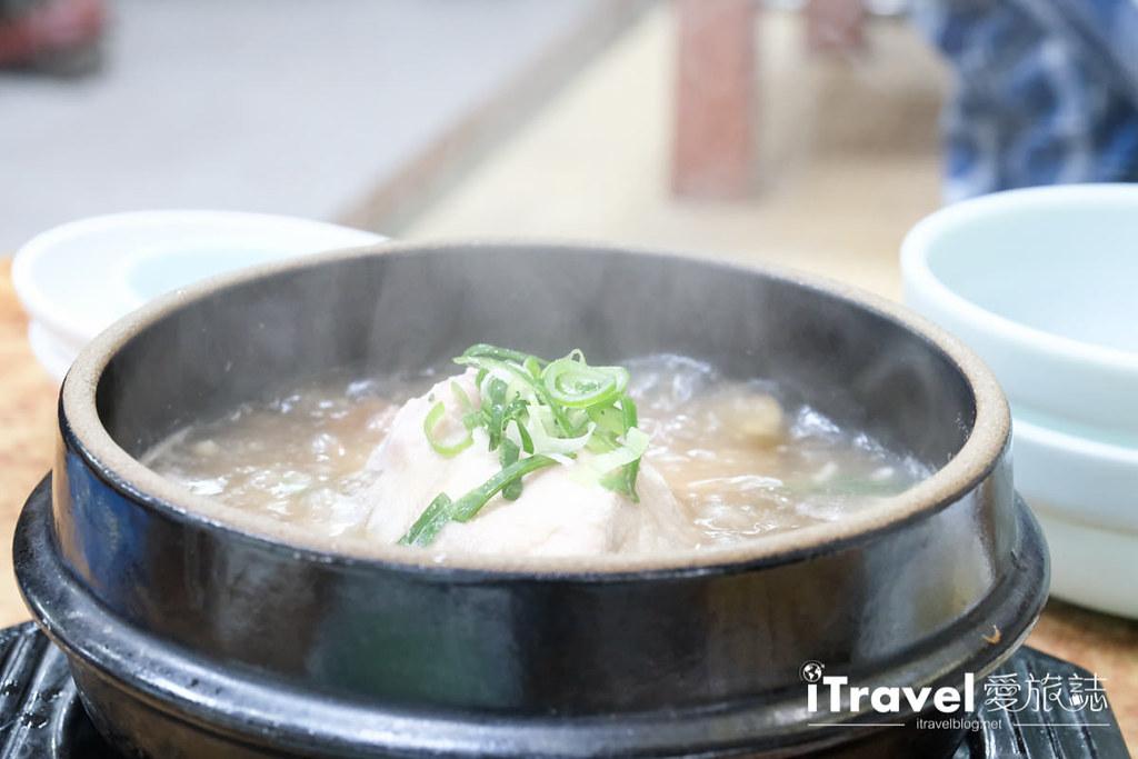 釜山地雷餐廳 五福蔘雞湯 (7)