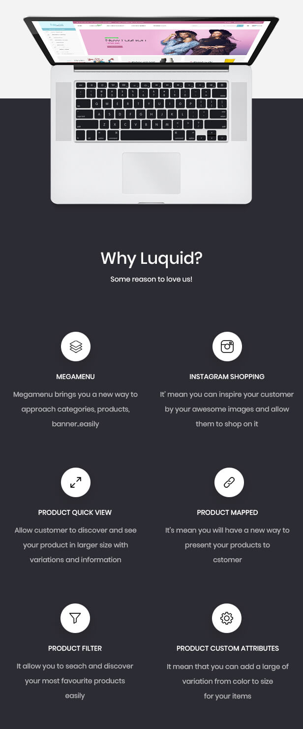 feature leo liquid prestashop17 theme