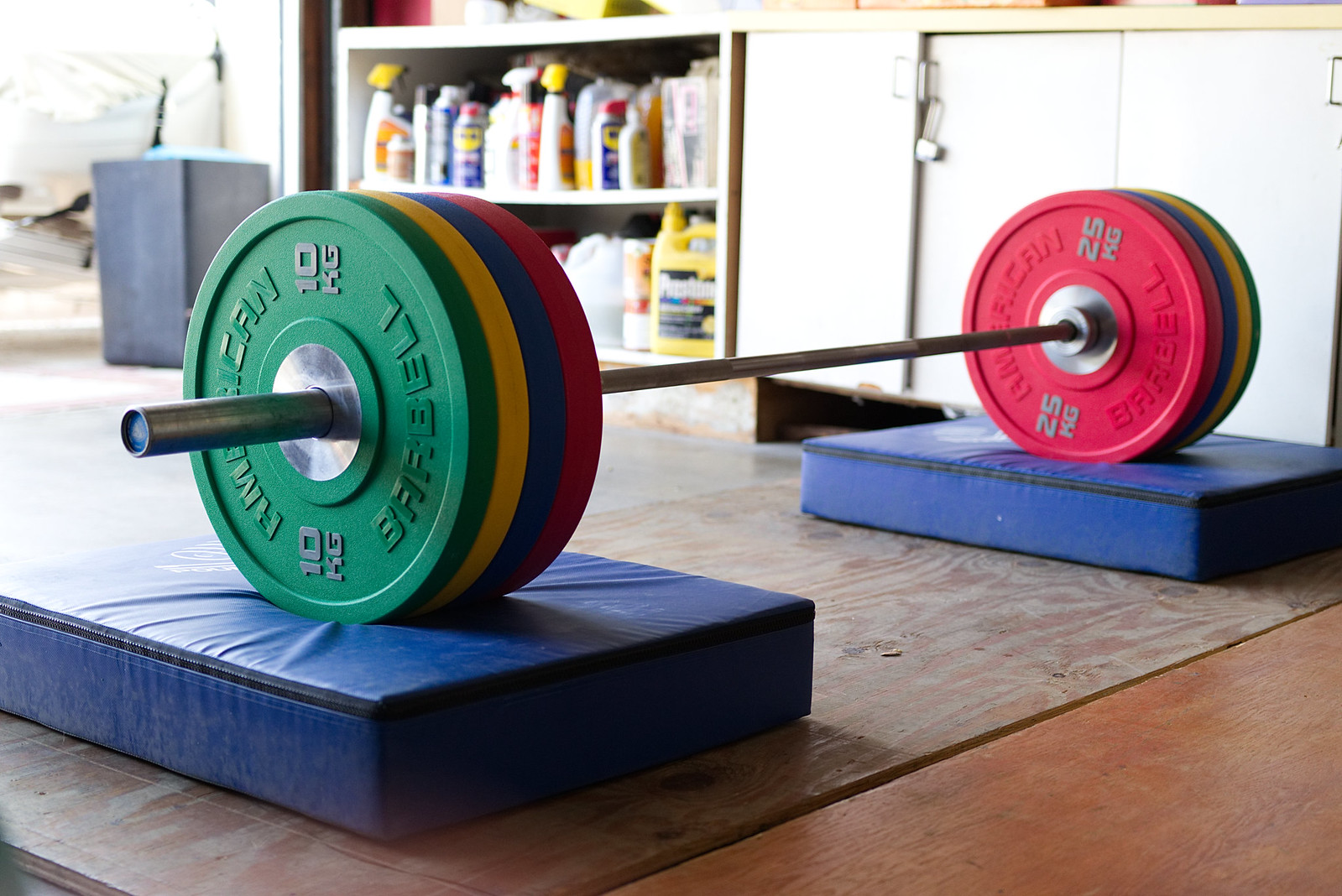 Gym equipmentas many reviews as possible