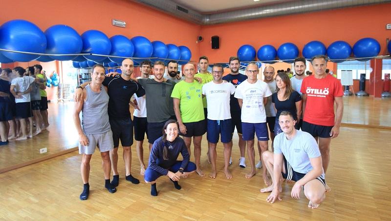 SwimOut, la Preparazione atletica per il Nuotatore Master | Workshop 2018