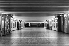 BS Hauptbahnhof Tunnel