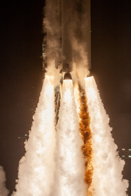 Liftoff! Delta II ICESat-2