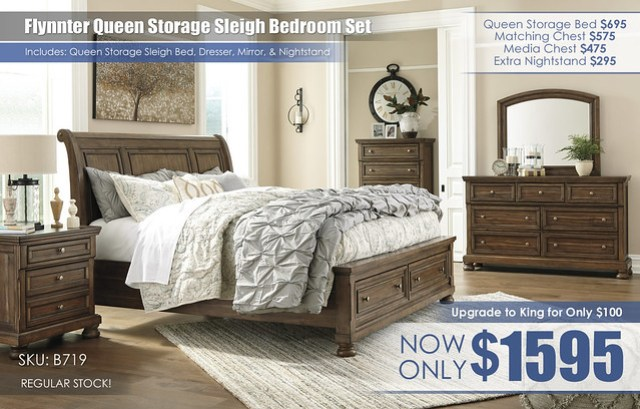 Flynnter Queen Storage Bedroom Set B719-31-36-46-78-76-99-92_RS