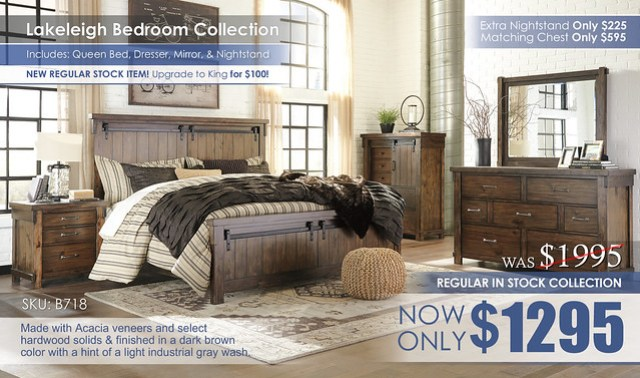 Lakeleigh Bedroom Set_InStockClearance_B718_REG_RS
