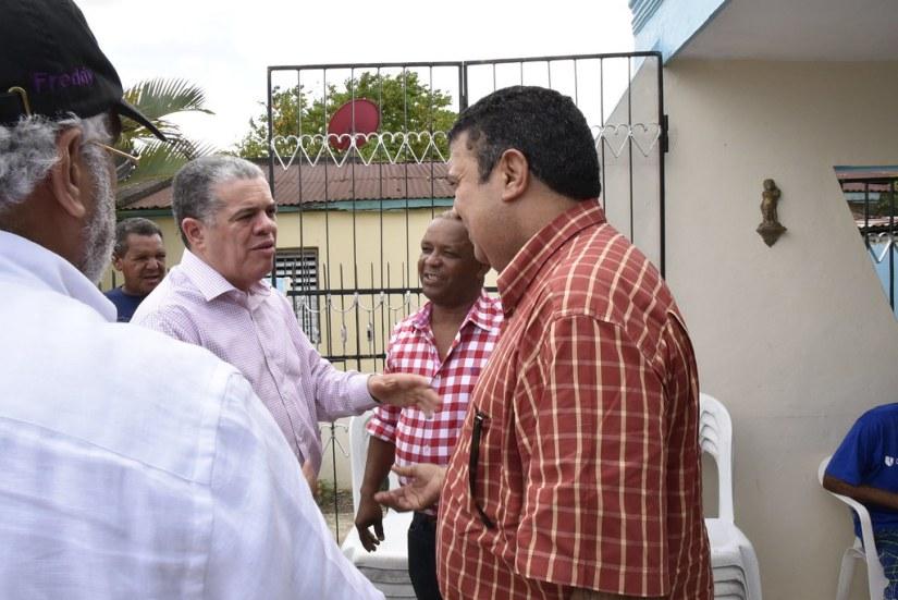 Visita al Compañero José Castillo (Valetón) 11 de Agosto 2011