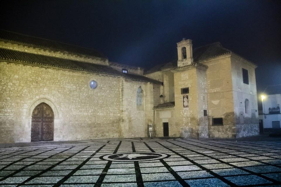exterior Iglesia de Santiago Apostol Ciudad Real