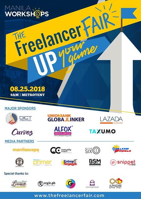 The Freelancer Fair 2018