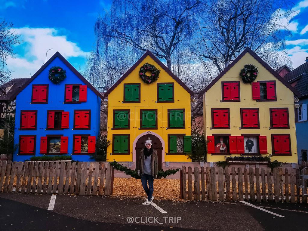 · Calendario de Adviento de Turckheim · Alsacia en Navidad · Los pueblos más bonitos de Alsacia ·
