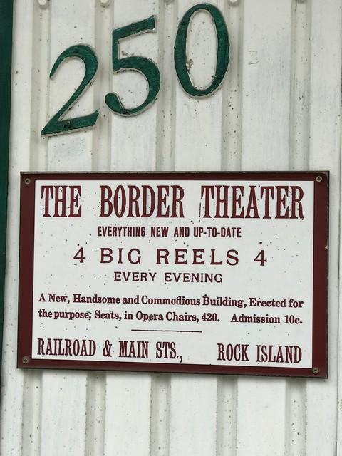 Stanstead - Rock Island