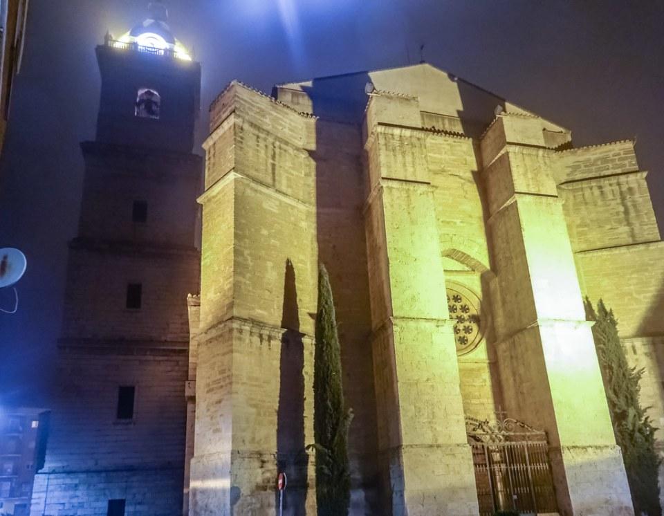 Abside Catedral de Nuestra Señora del Prado Ciudad Real