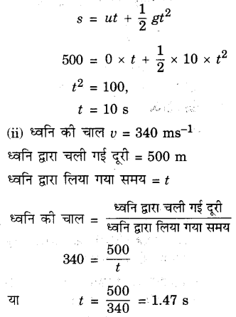UP Board Solutions for Class 9 Science Chapter 12 Sound 197 13