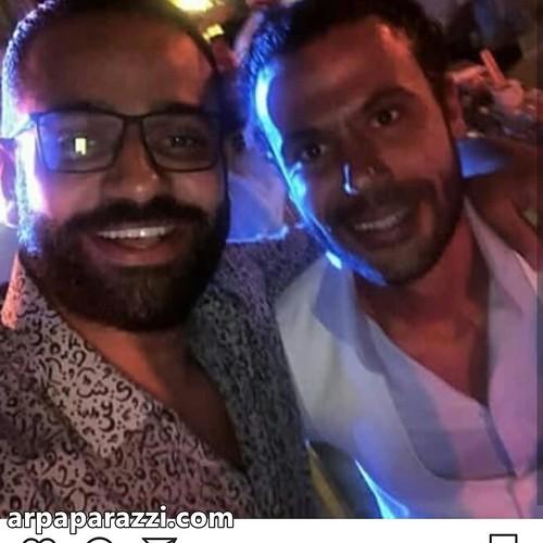 حفل زفاف محمد امام (7)