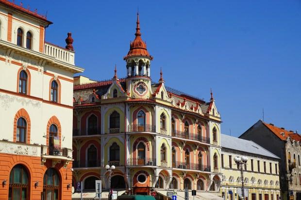 Astoria Hotel, Oradea