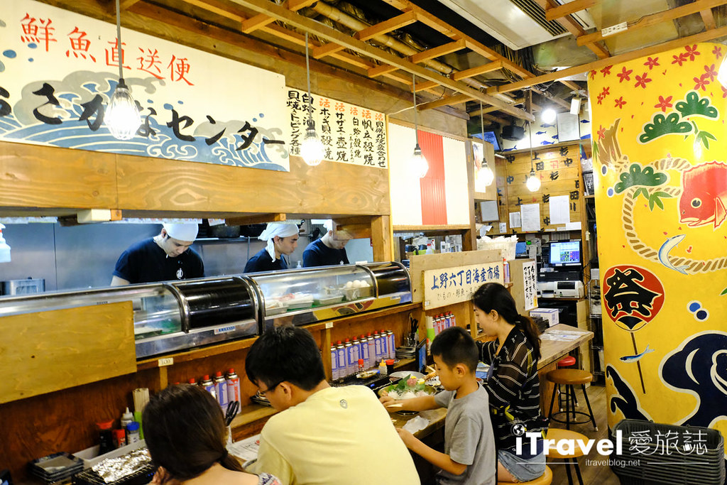 東京上野餐廳 磯丸水產 (33)