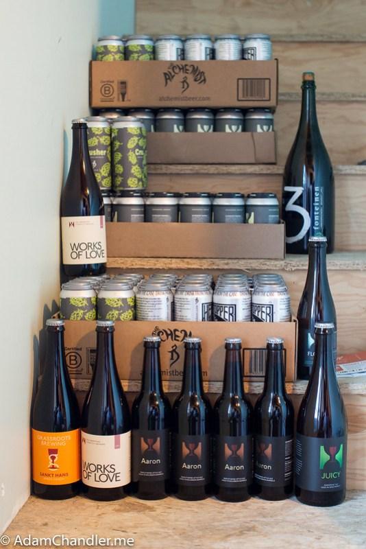 Beer Haul 9 15 2018