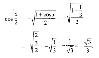 UP Board Solutions for Class 11 Maths Chapter 3 Trigonometric Functions 9.1