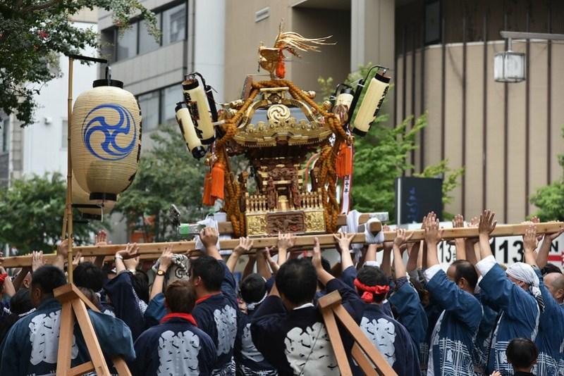 渋谷金王八幡宮例大祭