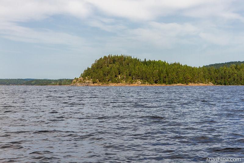 Остров, Ладожское озеро