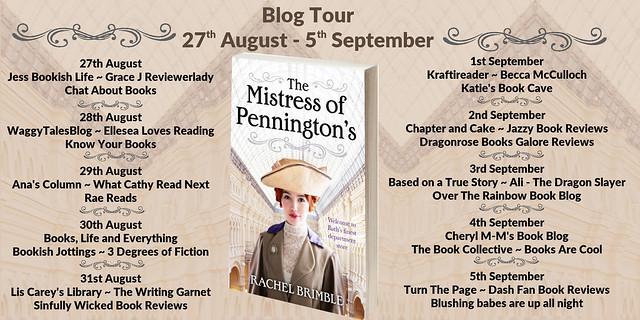 The Mistress of Penningtons Full Banner