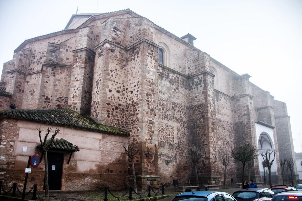 Exterior Iglesia Madre de Dios Almagro Ciudad Real