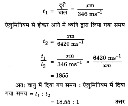UP Board Solutions for Class 9 Science Chapter 12 Sound 197 8