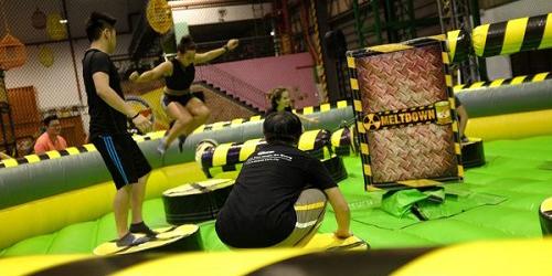 KL Indoor Team Building enerz Foam pits