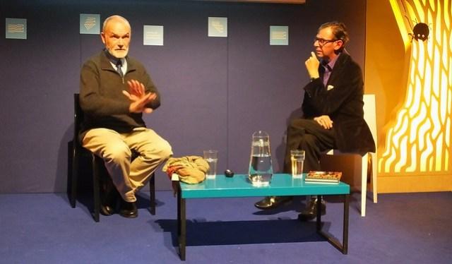 Edinburgh International Book Festival 2018 - Jean-Pierre Filiu 02