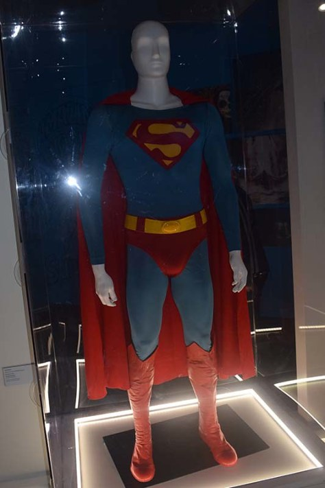 DC Exhibition: Dawn of the Superheroes