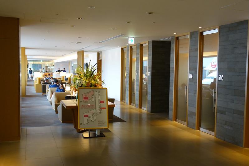 【機場貴賓室體驗】【日本。成田機場】JAL Sakura貴賓室第二航廈 @ 阿瓜在臺灣日本的溜搭生活 :: 痞客邦