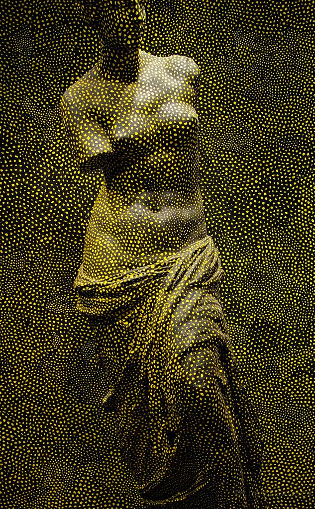 Obliterated Venus de Milo