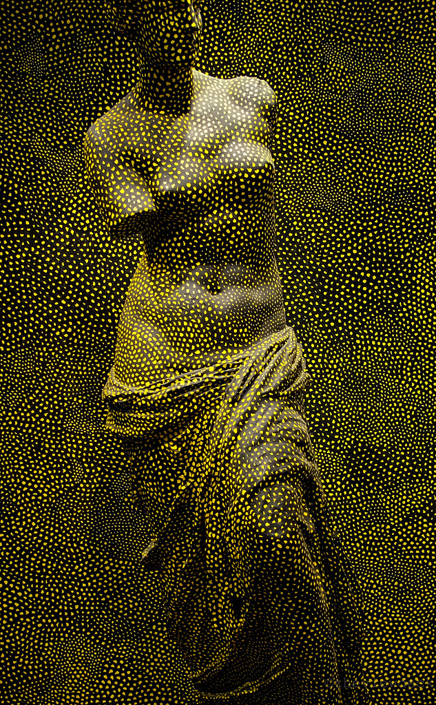 Obliterated Venus de Milo